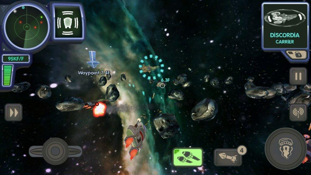 asteroid spiel