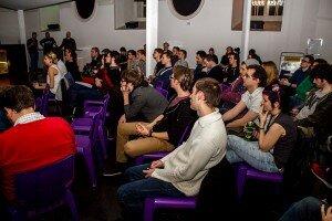 SUBOTRON/WKW pro games: Roundtable Ausbildungsmöglichkeiten für die Gamesindustrie 2014