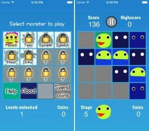 """""""2048 Monsti"""" für iOS erschienen"""
