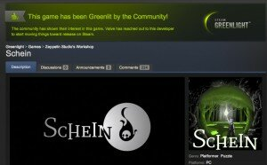 """""""Schein"""" erhält grünes Licht auf Steam"""
